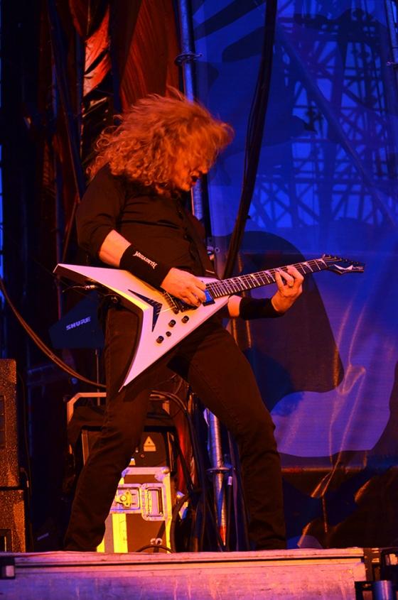Megadeth por Raquel Coss (5)
